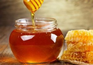 پوست چرب و عسل