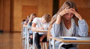 دلیل اضطراب امتحان