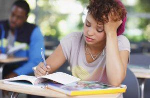 تشخیص اضطراب امتحان