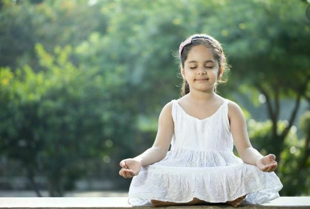 تنفس عمیق در کودکان