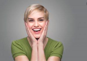 لبخند زدن و سلامتی