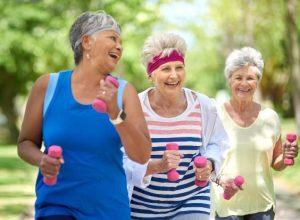 ورزش در سالمند مبتلا به زوال عقل