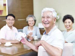 چگونه می توان در دوران سالمندی زندگی پرباری داشت ؟