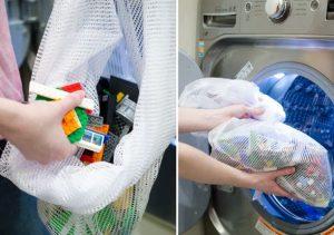 ضد عفونی کردن اسباب بازی در ماشین ظرفشویی