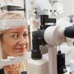 اختلال بینایی در اثر فشار خون بالا