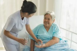 مراقبت های سالمندی