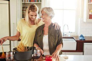 آشپزی و سالمند مبتلا به زوال عقل